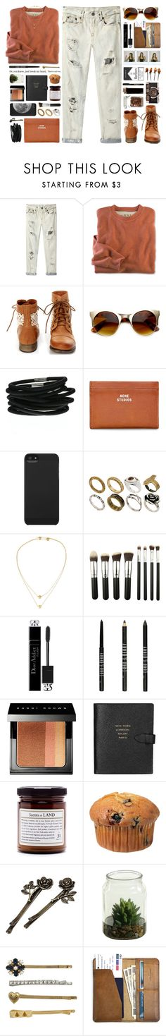 """""""break my heart"""" by mxrs ❤ liked on Polyvore featuring R13, Steve Madden, ZeroUV, Acne Studios, Incase, ASOS, Daisy Knights, Christian Dior, Lord & Berry and Bobbi Brown Cosmetics"""