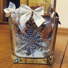 Christmas Decorations, Vase, Diy, Home Decor, Decoration Home, Bricolage, Room Decor, Do It Yourself, Vases