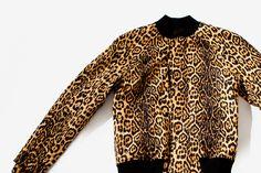 Givenchy - Leopard Varsity