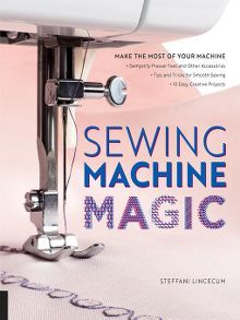Sewing Machine Magic by Steffani Lincecum  #sewing #sewingmachine #DIY