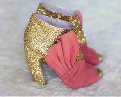 Glam boots / miu miu