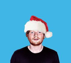The best Christmas present ever would be Ed Sheeran under the tree!!