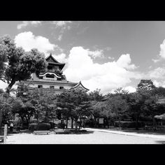 Inuyama Castle (犬山城) the oldest castle in Japan..