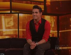 American Idol 2013: Lazaro Arbos gets a second chance as viewers send Paul Jolley home | Mail Online