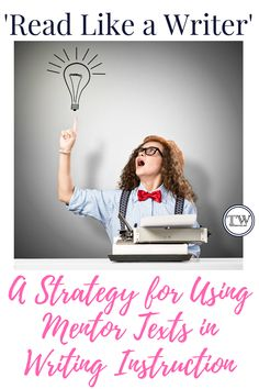 Use this great strategy to support your struggling writers with quality mentor texts! A free mentor text unit for memoir writing will help you get started with this strategy, but this can be applied to any type of writing instruction. Writing Strategies, Writing Lessons, Teaching Writing, Writing Skills, Math Lessons, Teaching Ideas, Mentor Sentences, Mentor Texts, Memoir Writing