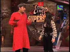 Kapil policeman as shamsher and parvati astv actress comedy kapil sharma best act in comedy circus ke superstars publicscrutiny Gallery