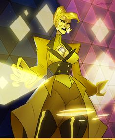 Yellow Diamond,SU Персонажи,Steven universe,фэндомы,SU art,Carbonoid,artist