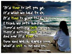 What's left...