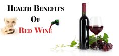 The Major Health Benefits Of Red Wine