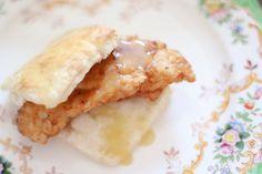 Whataburger Honey Butter Chicken Biscuits