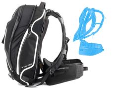 The Vertepac is the world's first backpack with Extendable Parallel Spine™ - Technology.