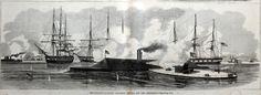 Civil War: Naval Battle of Hampton Road