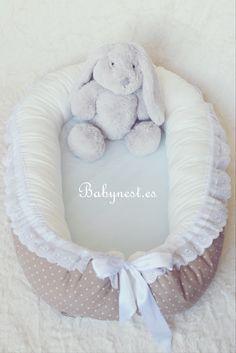 Cuna Babynest | Cuna nido para el recién nacido. Cuna colecho muy cómoda y segura. Www.babynest.es