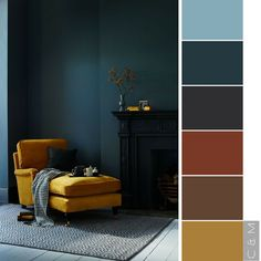 Another bold but really nice color scheme possibly for the spare bedroom? - Marion Stübner - Another bold but really nice color scheme possibly for the spare bedroom? Another bold but really nice color scheme possibly for the spare bedroom? Living Room Decor, Bedroom Decor, Bedroom Ideas, Indian Living Rooms, Living Room Color Schemes, Bedroom Colors, Bedroom Green, Emerald Bedroom, Modern Bedroom