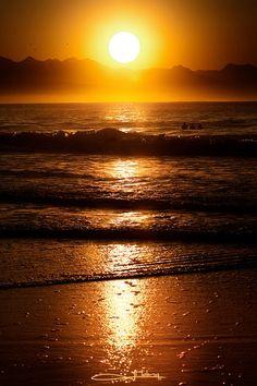 Sunrise, Plettenburg Bay, South Africa