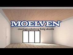 Montagevideo - Moelven bolig akustik - YouTube