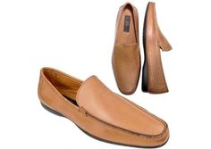ESIO Italian Deerskin Slip-On | SilkRoadEXPO A plain front deerskin leather slip-on shoe with a vibram rubber sole results in footwear that is both stylish and possessing the comfort of a bedroom slipper.... #mensfashion #leathershoes #leather #stylish #shoe #shoelover #shoelovers