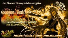 Remix Time meine Lieben Partyfreunde das gibt es mit mir dem knoepfchen on air bei Base-Jam-Music am heutigen Dienstag den 18.April von 22.00-00.00 Uhr. Einschalten ,Spass haben und lets dance to the Beat auf https://base-jam-music.com