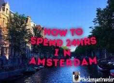 24HRS IN AMSTERDAM