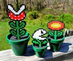Adorna tu jard�n con las plantas de Mario Bros