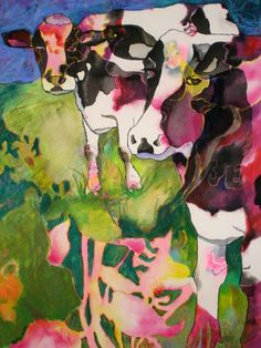 Check out Moovie Stars by Kay Smith on TurningArt