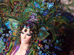 READY TO SHIP Majestic Fairy Peacock por PoshFairytaleCouture