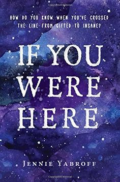 If You Were Here by Jennie Yabroff https://www.amazon.com/dp/1507200021/ref=cm_sw_r_pi_dp_x_GxwLyb50050TG