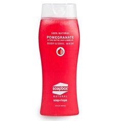 Soapbox Soaps Pomegranate (14 Oz)