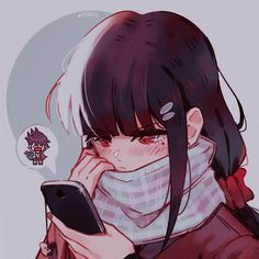 — [𖠌] ;; 𝘈𝘳𝘵 𝘣𝘺 @𝘳𝘦𝘮𝘰𝘯𝘰𝘢𝘳𝘵 𝘰𝘯 𝘛𝘸𝘪𝘵𝘵𝘦𝘳. Cute Anime Profile Pictures, Matching Profile Pictures, Anime Couples Drawings, Couple Drawings, Anime Best Friends, Avatar Couple, Anime Poses, Nanami, Matching Icons