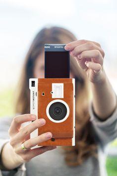Polaroid + Lomography = Perfection
