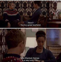Sherlock (BBC) - Sherlock & John - johnlock