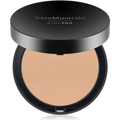 Bare Escentuals bareMinerals BarePro Performance Wear Powder... found on Polyvore featuring beauty products, makeup, face makeup, foundation, light natural, mineral foundation, bare escentuals, bare escentuals foundation, powder foundation and mineral powder foundation