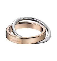 c31d441d5a372 Calvin Klein Ring Alianças De Casamento, Joalheria, Joias, Perfume Ck  Calvin Klein,