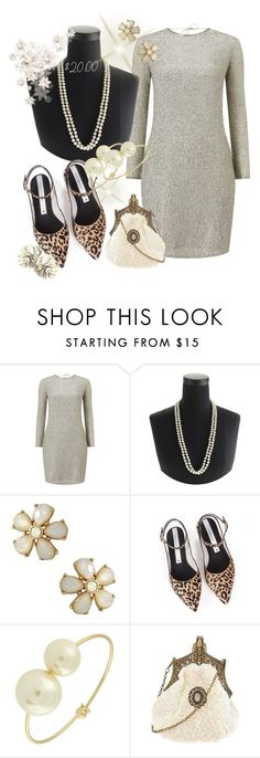 """""""60"""" Opera Pearls $23.00"""" by shoppe23 on Polyvore featuring Miss Selfridge and ZolÃ"""