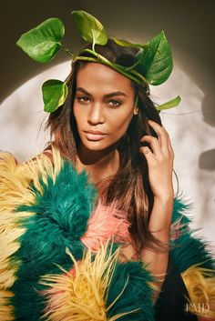 Summer Escape 2015 in Porter with Joan Smalls - (ID:22142) - Fashion Editorial   Magazines   The FMD #lovefmd