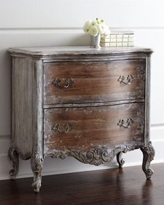 Shop Marietta Bedroom Furniture at Horchow, where you'll find new lower shipping on hundreds of home furnishings and gifts. Refurbished Furniture, Farmhouse Furniture, Paint Furniture, Repurposed Furniture, Furniture Projects, Furniture Plans, Furniture Makeover, Bedroom Furniture, Rustic Furniture