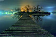 Island Bridge, Zadar, Croatia photo via anita on Blue Pueblo Alberta Canada, Beautiful World, Beautiful Places, Beautiful Homes, Quelques Photos, Croatia Travel, Foto Art, Nature Images, Places