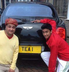 Ha! http://teatra.de ❤s this #tea car! Via The Hounslow Teaman on Twitter,.