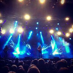 Opeth At Gröna Lund
