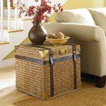 Hammary Furniture - High Point, NC - BORACAY :: TRUNK END TABLE