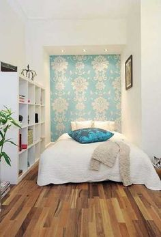 25 Small Bedroom Decorating Ideas Visually Stretching Small Spaces