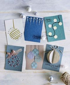 In this DIY tutorial, we will show you how to make Christmas decorations for your home. The video consists of 23 Christmas craft ideas. Christmas Card Crafts, Printable Christmas Cards, Christmas Art, Simple Christmas, Handmade Christmas, Holiday Cards, Christmas Decorations, Beautiful Christmas, Christian Cards