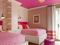 Here are some interesting girls bedroom decor ideas. Get some amazing ideas for your princess room, have a look at some of these lovely girls bedroom decor. Home Bedroom, Bedroom Decor, Bedroom Ideas, Bedroom Designs, Bedroom Photos, Master Bedroom, Bed Ideas, Bedroom Ceiling, Bedroom Wall