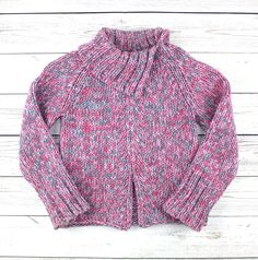 Mexx sweater, Mexx for girls, pink sweater, pink knit