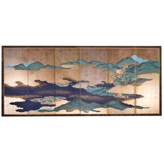 """""""Misty Morning"""" Byobu Screen 