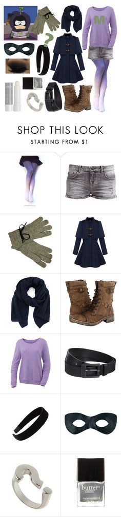 """Mysterion"" by ashlynknight ❤ liked on Polyvore featuring LTB, Stephan Schneider, Rocket Dog, Jack & Jones, L. Erickson, Topshop, Butter London, Korres, southpark and KennyMcCormick"