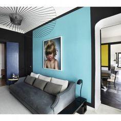 appartement parisien par Sarah Lavoine