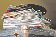 YOUR VINYL COLLECTION IS A RECORD OF WHO YOU ARE - Of all the ways teens could express themselves in the 1960s — and there were many — one of the most personal and revealing was the stack of vinyl that sat beside the record player.