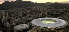 5 Best World Cup Stadiums in #Brazil http://worldcupcookbook.com/blog/5-best-stadiums-brazil-fifa-world-cup-2014/  The Maracana evokes special memories and tears from the Brazilian public whenever its name is mentioned. It was the site of Brazil's infamous loss to Uruguay in the 1950 World Cup and subsequently, many people committed suicide in the stadium after the shock defeat.