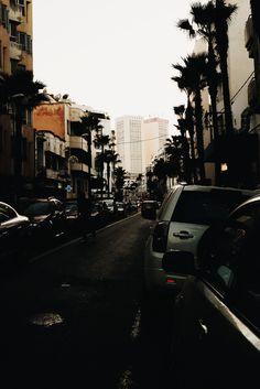 Lost in the empire of Casablanca (at Maarif)